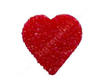 LOVE SPELL Heart  Aroma Beads Air Freshener, Red freshener,Car air-freshener,Heart freshener,Red Heart Love Spell freshener,MagicalCandlesFl