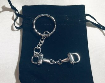 Keychain / Keyring Gift 'Horse Lover'