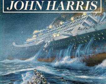 ISBN 0413635406 , Lost at Sea True Stories Of Disaster (Hardcover) by John Harris 1990 Like New