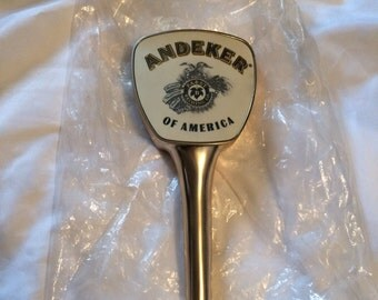 1980's Pabst Andeker Beer Tap