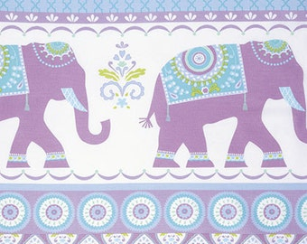 Kalindi in Orchid, Sundara Oasis Collection by Dena Designs for Free Spirit Fabrics 4226