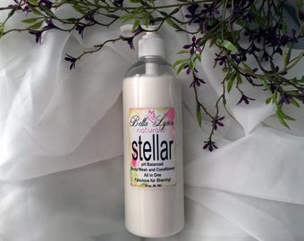 Stellar Body Wash and In-Shower Conditioner