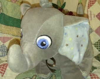 Cute Wind Up Musical ELEPHANT