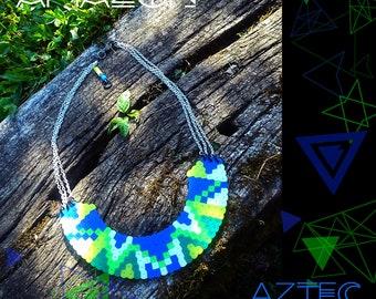 AZTEC / AMAZON necklace