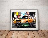 Fine Art Print New-York P...