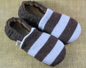 Back to School- Classroom Shoes- Kids Slippers- Boys Slippers- Wool Slippers- House Shoes- Get Well Gift- Kids Gift- Kids Pajamas- Christmas