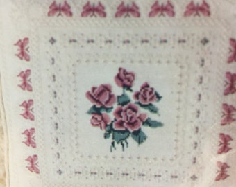 Dimensions - Roses and Lace Counted Cross Stitch Kit