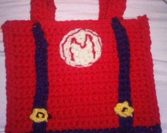 Mario kids bag