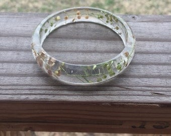 Floating leaf bracelet size Small