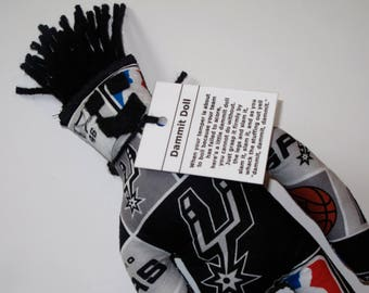 Dammit Doll, San Antonio Spurs, basketball stress relief item