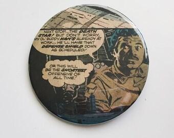 Lando Calrissian Pinback Button