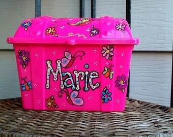 treasure storage box, treasure chest toy box, small toy box, teacher reward box, school reward box, reward box,