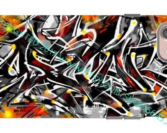 Graffiti Name Phone Case / Tablet Case