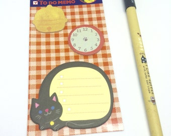 Cute Cat Sticky Notes Index Notes for Planners Notebooks