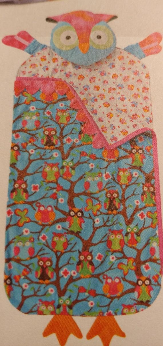 Owl Nap Pack