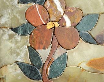 Floral Mosaics Tile Patterns