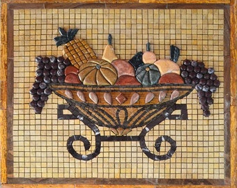 Mosaic Kitchen Backsplash- Tradizionale