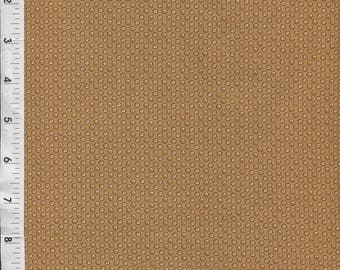 """Windham Fabrics-Whisler Studio """"Aubergine"""" Dark Gold Fabric"""