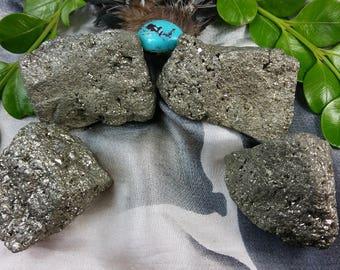 Natural Rough Raw Pyrite Specimens