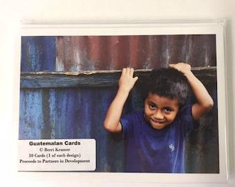 Guatemalan Photography Notecards GAC3 GAC4