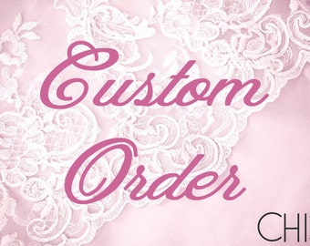 Personalized laser cut wedding dress hanger for ~ Halliejack ~