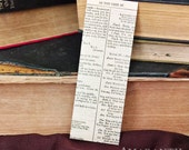 Shakespeare's As You Like It Book Page Bookmark