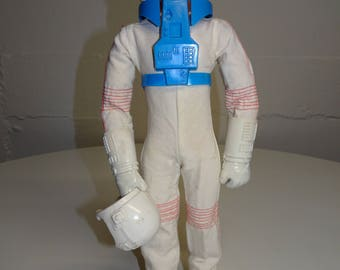 Vintage 1970's Mission to Mars Six million Dollar Man [ The bionic Man ] by Kenner  FREE SHIPPING
