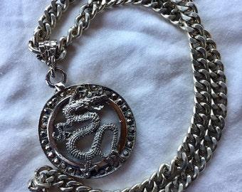 Heavy Dragon Pendant -- 831