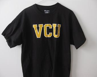 VCU t-shirt Virginia Commonwealth University Adult Large