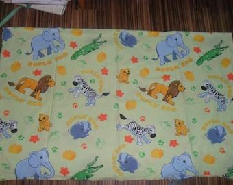 Rare Duplo Cotton Fabric