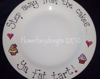 Weight loss plate (offensive)