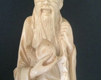 Old Man God of Longevity