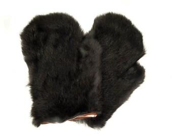 Men Fur Gloves Etsy