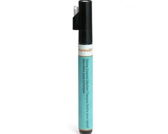 Stamp Enamel Marker, Metal Stamping, Metal Patina, Enamel Ink, Hand Stamping, Stamping Supplies, Black Enamel, Metal Enamel, ImpressArt