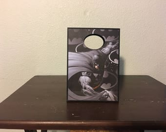 Batman favor bags medium 5 x 7 x 3 inches