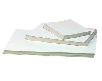 Recycled A1 Cartridge Craft Paper 140gsm Large Sheet Drawing Paper 125 Sheets