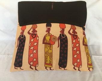 African Women Clutch