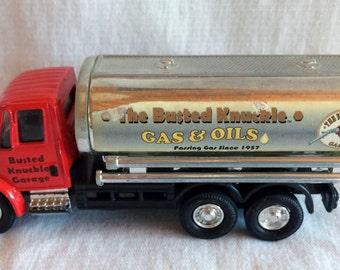 Shing Fat Gas & Oil Tanker