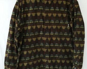 Vintage Southwestern Woolrich Flannel