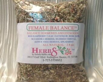 Female Balance Hormone Tea