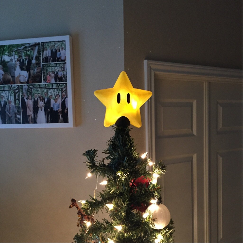 zoom - Star Christmas Tree Topper