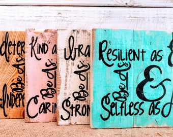 Princess Quotes, Princess pallet board signs, Princess art, Cinderella Art, princess pallet art, Anna art, Snow White art, Belle art