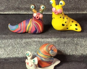 Invertebrate MarbleMinis, Sea Slugs and Sea Snails