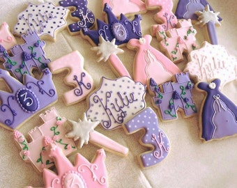Princess Cookies (48)