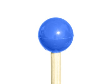 Rubber mallets for classroom marimbas, xylophones, and metallophones - Sold in pairs.