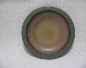 "Heath Ceramics small plate 5.5"" diameter, Edith Heath, Sausalito, California pottery, collectable plate"