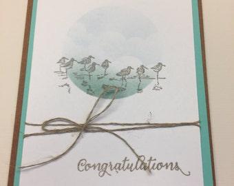 Congratulations, Greeting Card, Congrats