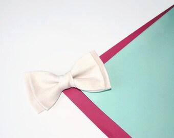 15% off Father gift Gift boys Linen boys bow tie Gift for father Father's day gift Brother gift Coworker gift For men Eco gift Groomsmen gif