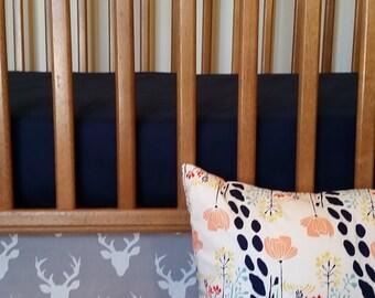 Pillow Cover - chevron dots fynn - aqua mint navy coral chartreuse - choose your fabric - custom made