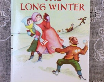 The Long Winter / Laura Ingalls Wilder / Free Shipping